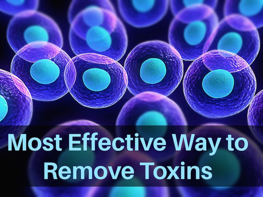 how to remove toxins from body