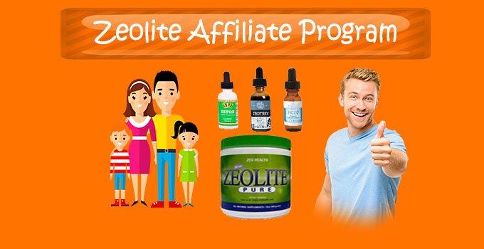 zeolite affiliate